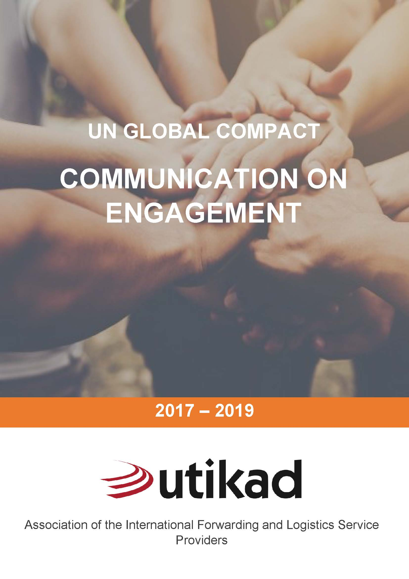 UTIKAD Publishes UN Global Compact Report