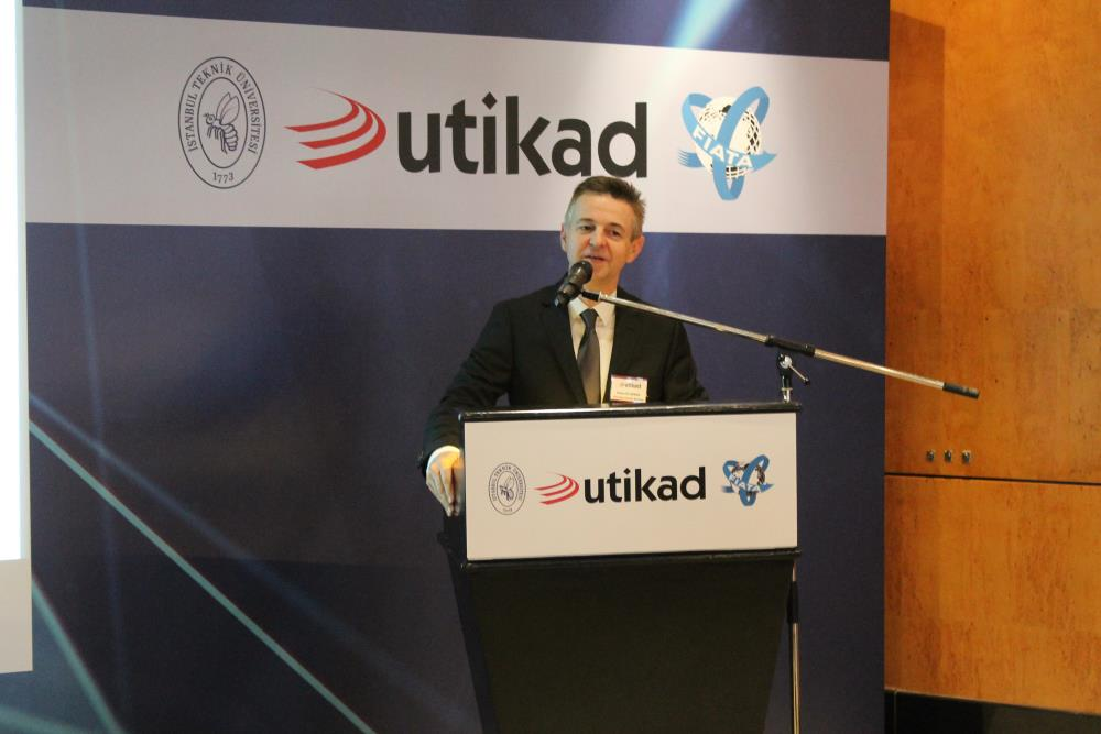FIATA President Babar Badat Attended To FIATA Diploma In Freight Forwarding Graduation Ceremony In Istanbul
