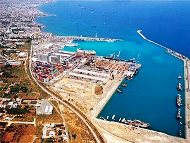 LİMASOL LİMANI, EUROGATE INTERNATİONAL VE DP WORLDDA VERİLDİ