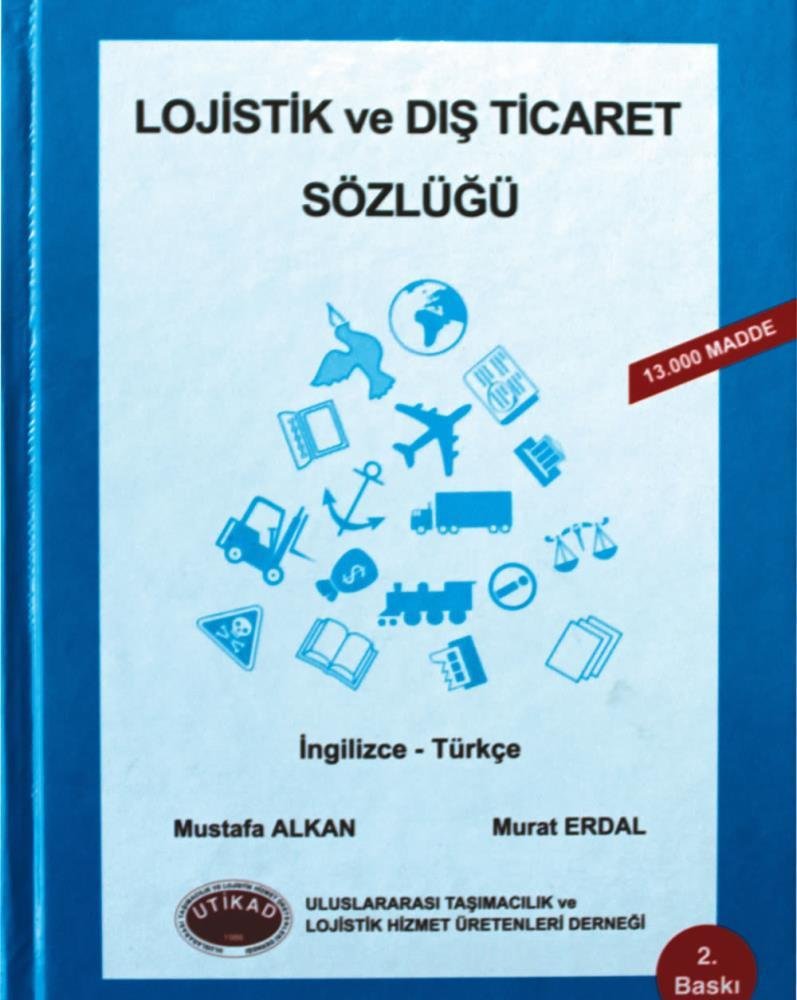 Logistics and Foreign Trade Glossary (in Turkish)